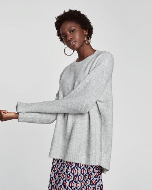 Similar Oversized Sweater