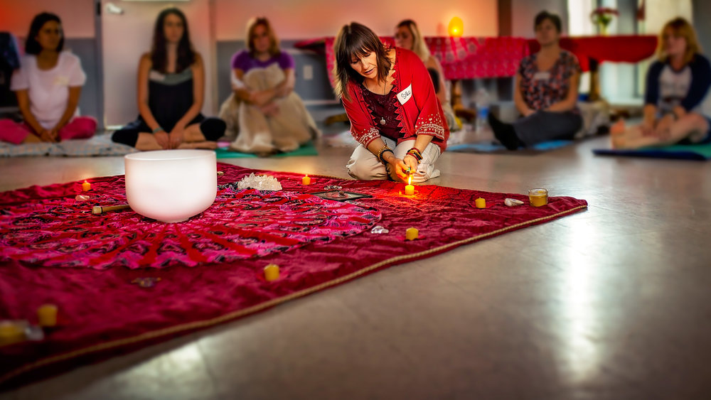 Energy Healing Gathering - Experience and learn about Energy Healing and Meditation.Each gathering is unique and based on the group energy. This is a free flow evening with a unique guided meditation for each event, designed to uplift, inspire and transcend ordinary reality. Experience alterend states of consciousness and heightened awareness.Please bring your own yoga mat, blanket, pillow and food for a vegetarian/vegan potluck.Please check the Events Calendar and subscribe to the Newsletter for updates on this gathering.