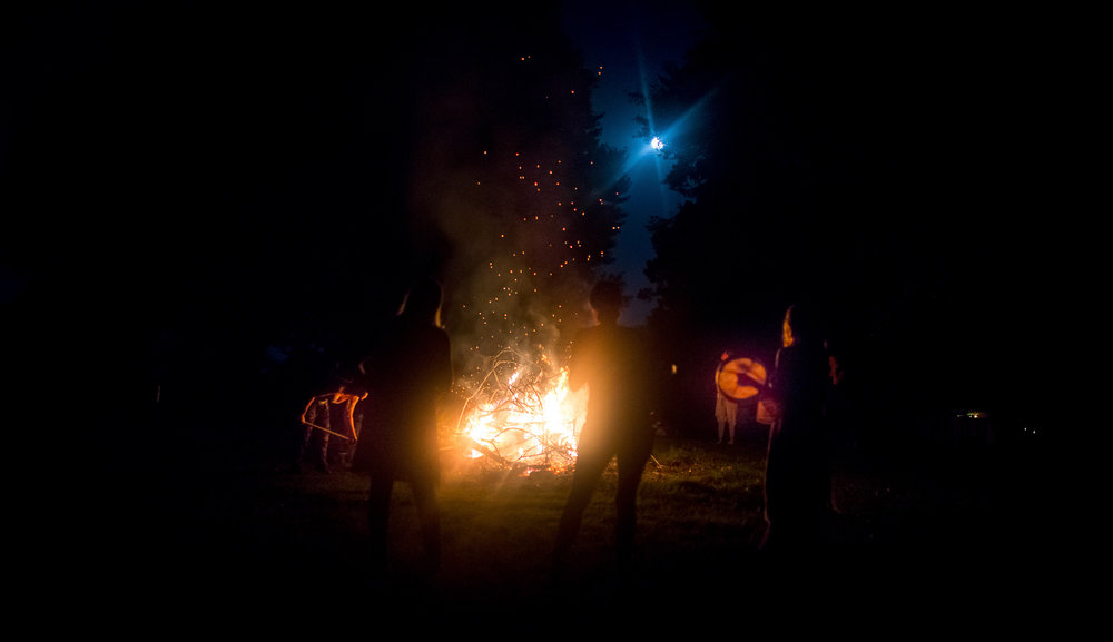 """Harvest Moon Youthing Ceremony - There is one single night of the year where the energies of the moon meetwith the energies of the earth in such a way that energetic and physical""""youthing"""" can occur.From the heart of Africa, this ancient and sacred ritual has been passed on from teacher to student and revealed to turn back the clock of aging.This ceremony happens only on the Harvest Moon every year, where we create a bonfire and you will learn the mantra and ritual of this tradition.This ceremony is by invitation only for students and clients of Silke."""
