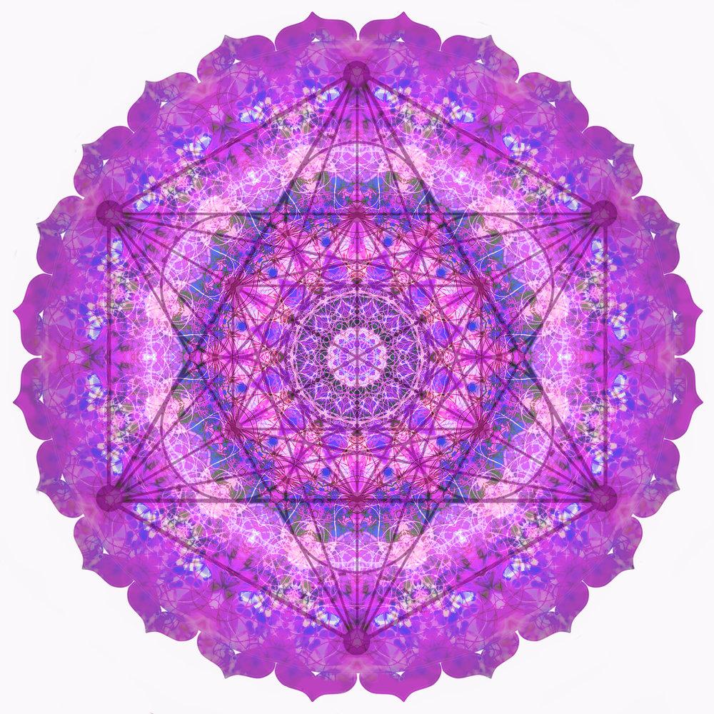 Silke's Art-Crystal Grid