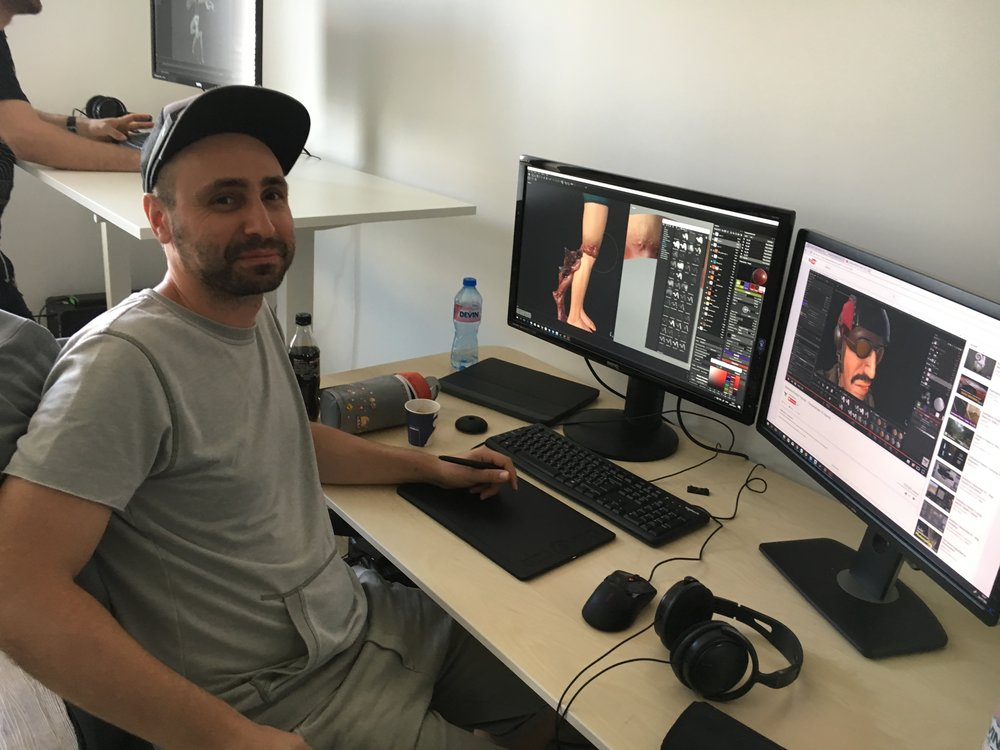 Georgi - 3D Character Artist