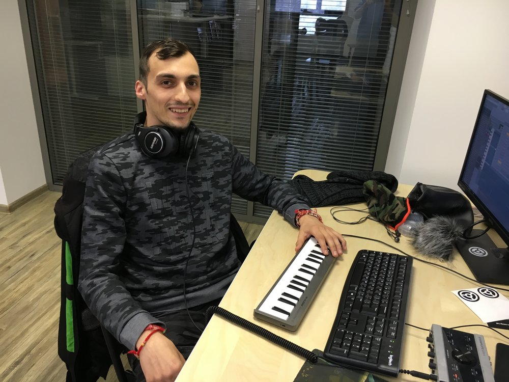 Simeon - Sound Designer