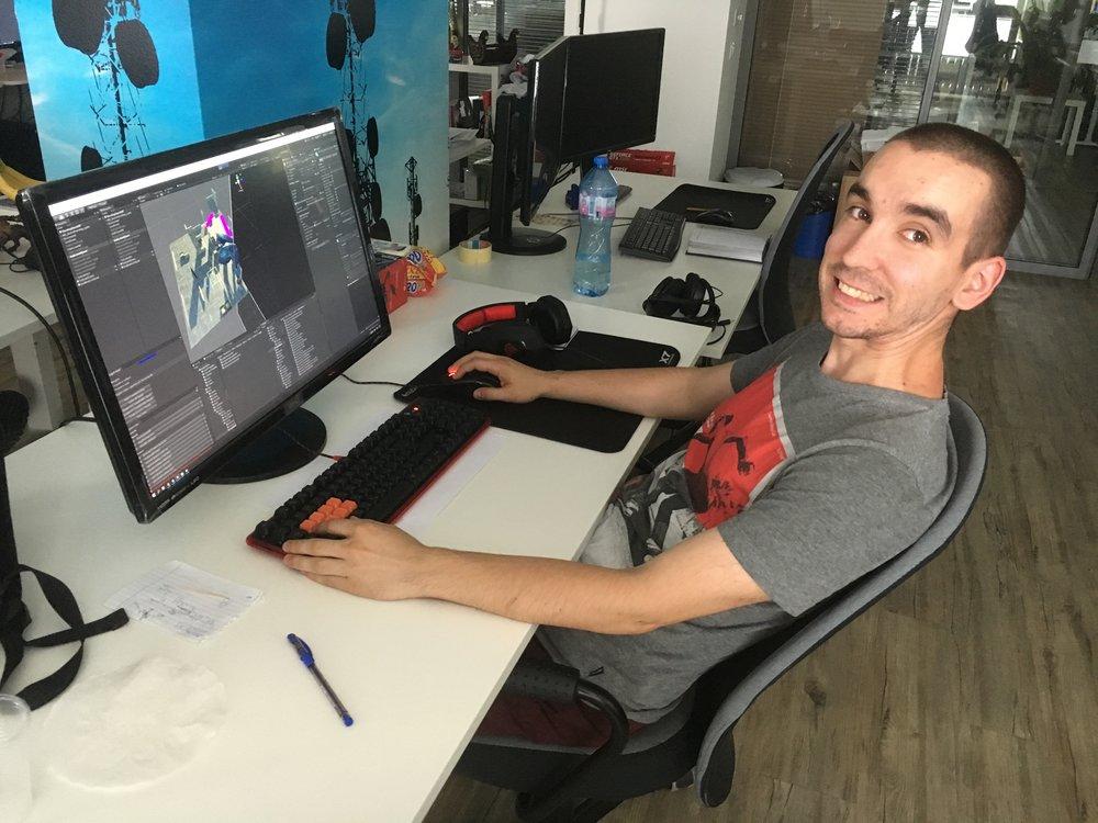 Mario - Technical Artist