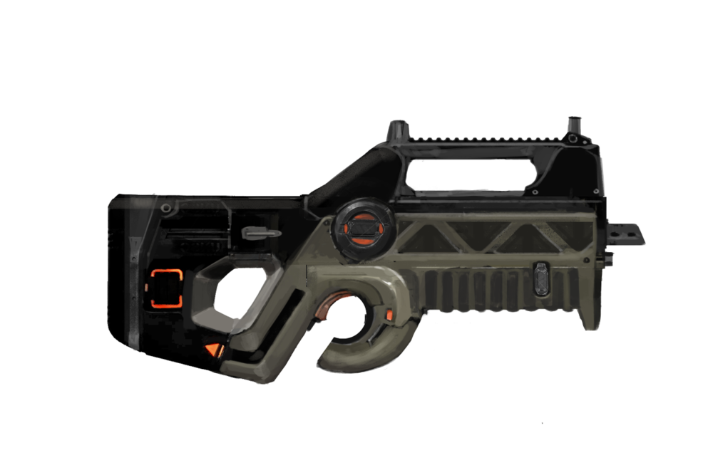 A concept for the Phoenix Project PDW