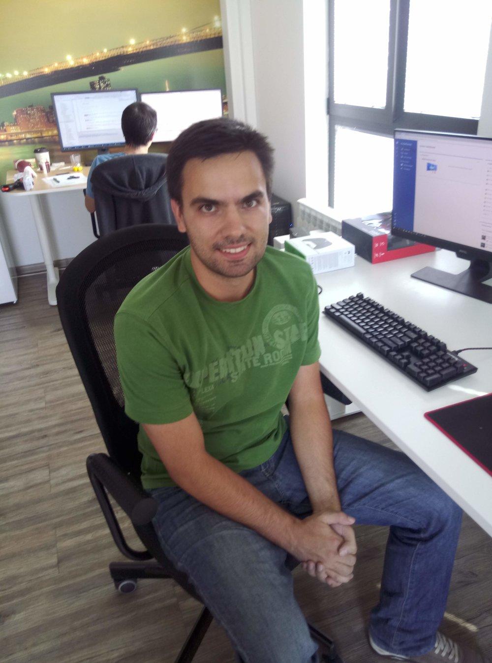 Vasil - Programmer