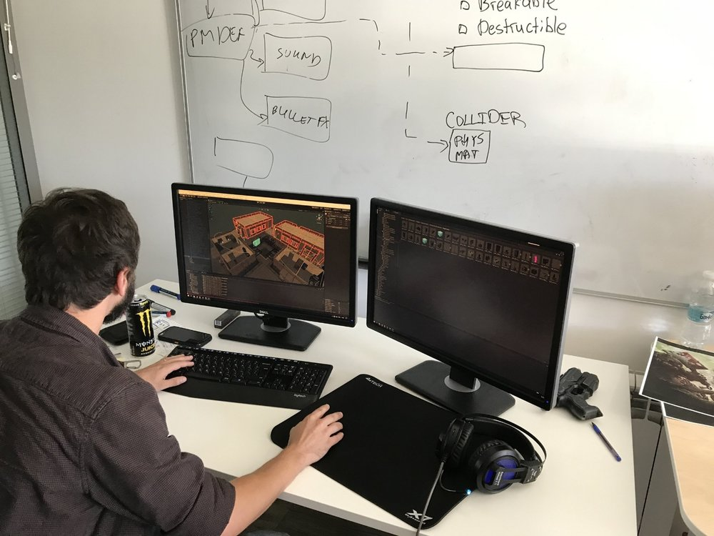 Andy (Level Designer)
