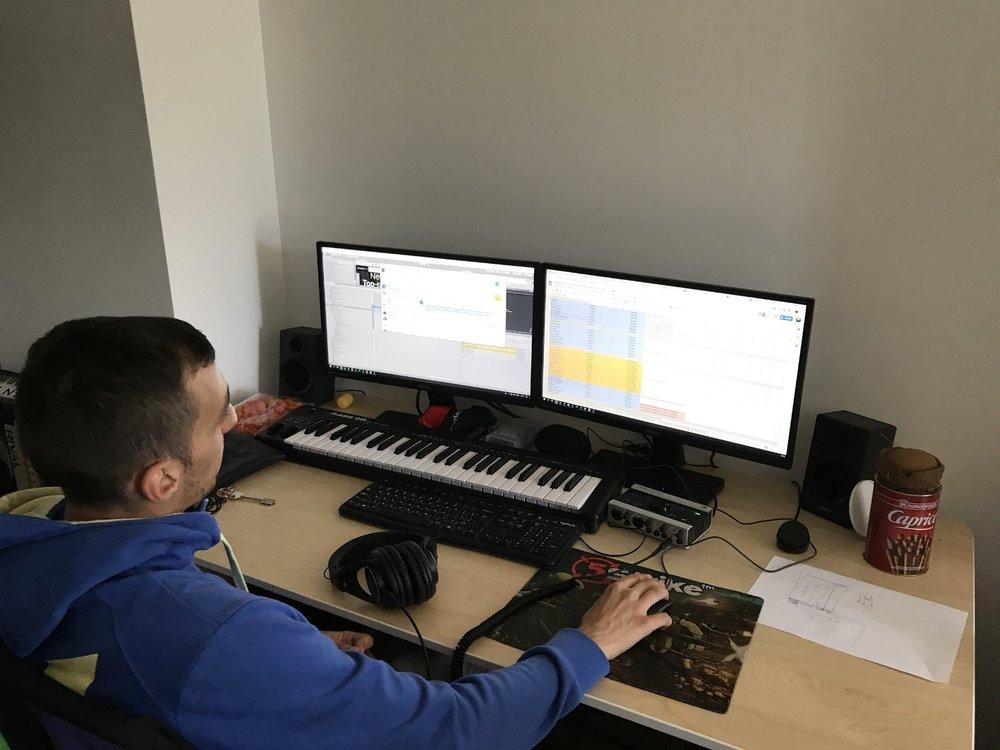 Simeon (Sound Designer)