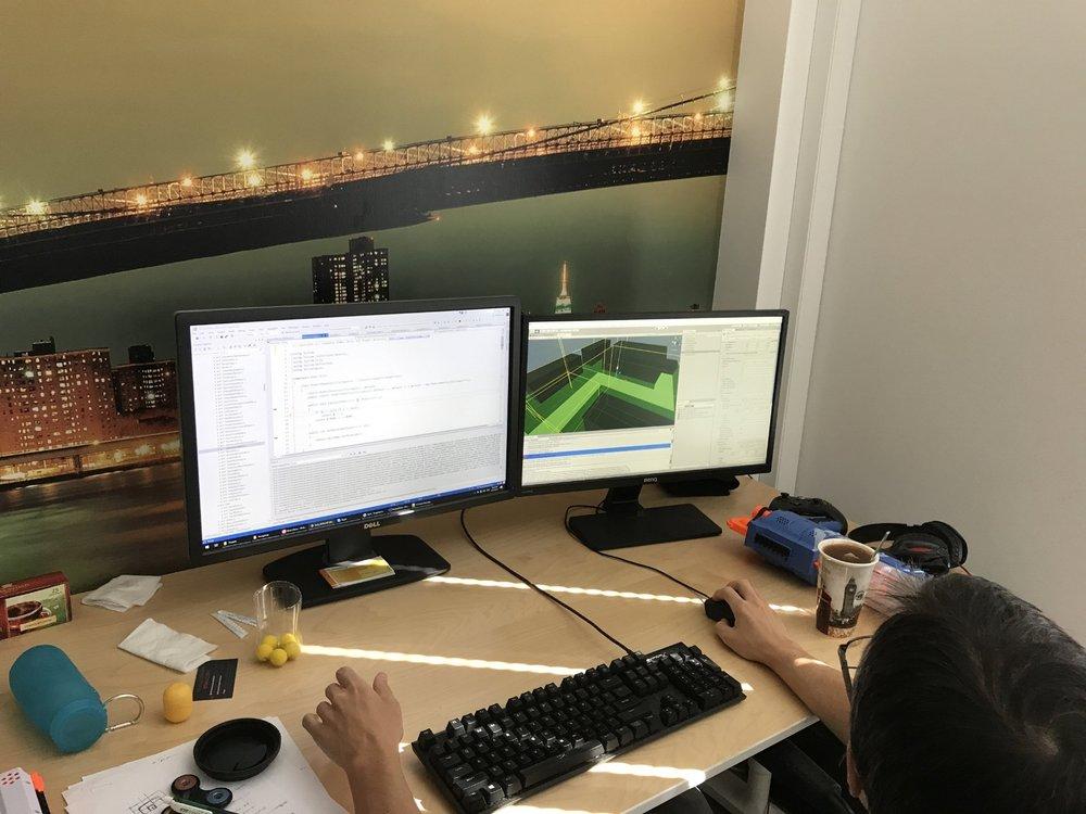 Alex A. (Programmer)