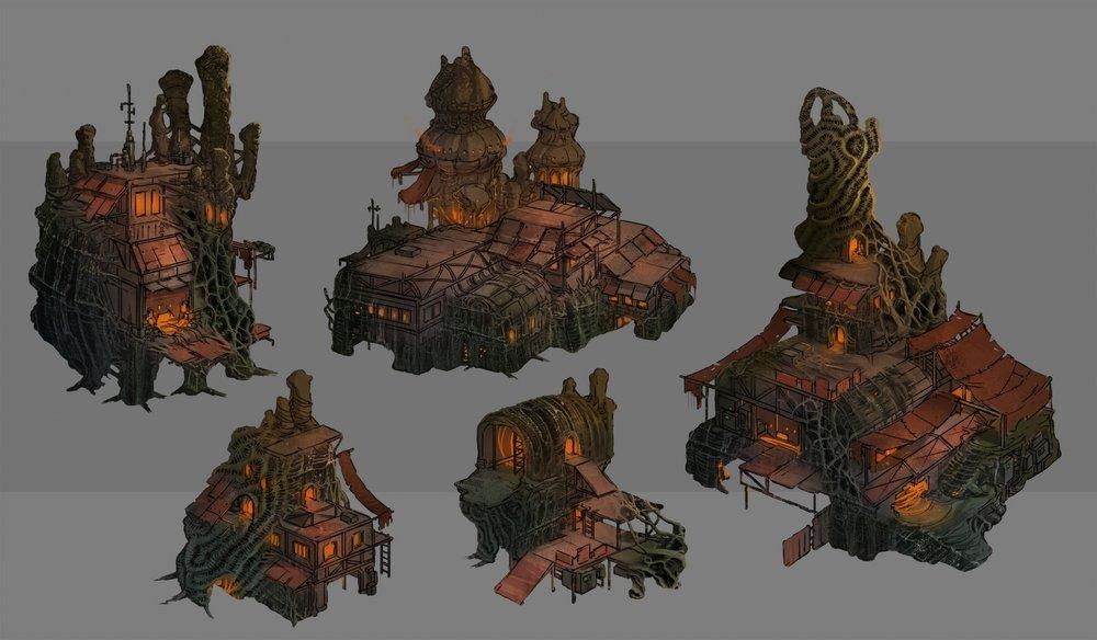 More Anu housing