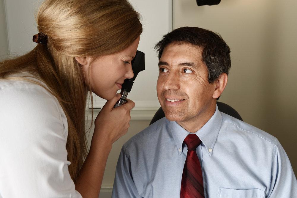 Optometry & eye health