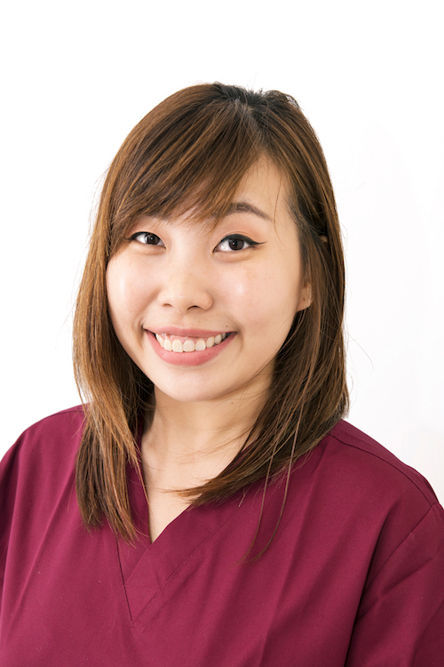 Ashley Ong - Staff Nurse - She graduated from Nanyang Polytechnic in 2009 with a Diploma in Nursing and went on to work for SGH in a General Surgery discipline ward. Her critical thinking and time management skills were honed during the 3 years she cared for pre and post-surgery patients, ranging from minor day procedures to emergency surgeries. Ashley then joined an ENT specialist clinic and devoted the next 5 years providing holistic care to her patients, from babies to the elderly. This included going into surgeries and following up with them during the recovery period, giving reassurance and educating them on post-operative care.She is also currently pursuing her Bachelor in Science (Nursing) part time.