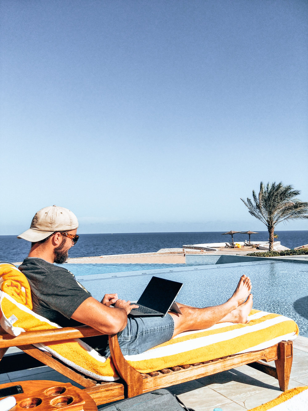 Co-working in Sahl Hasheesh