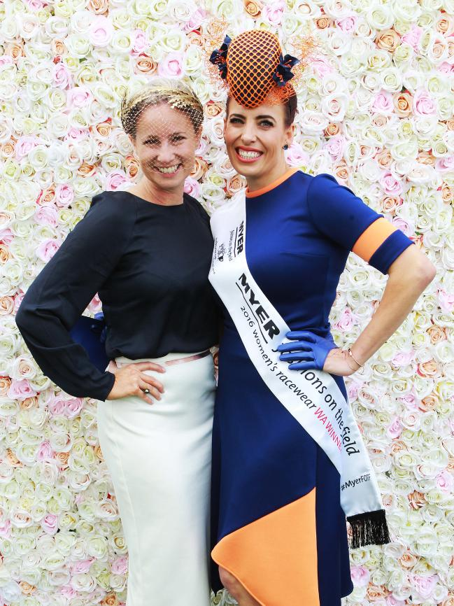 Ashleigh pictured here with Only One Ashley Owner Kate Watts