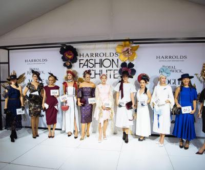 Harrolds Fashion Chute Finalists looking amazing