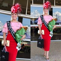 In 2018s biggest colour combo Helen takes out the sash