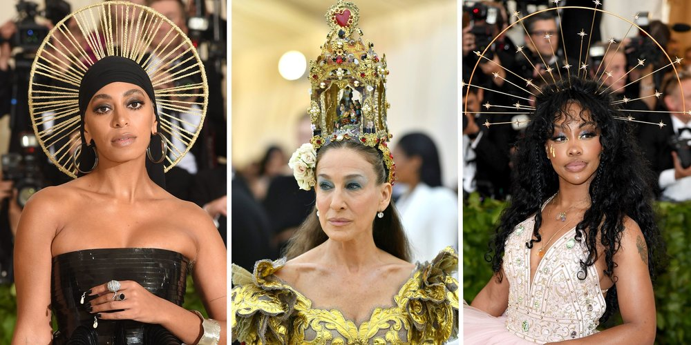 Heavenly inspiration from the Met Gala