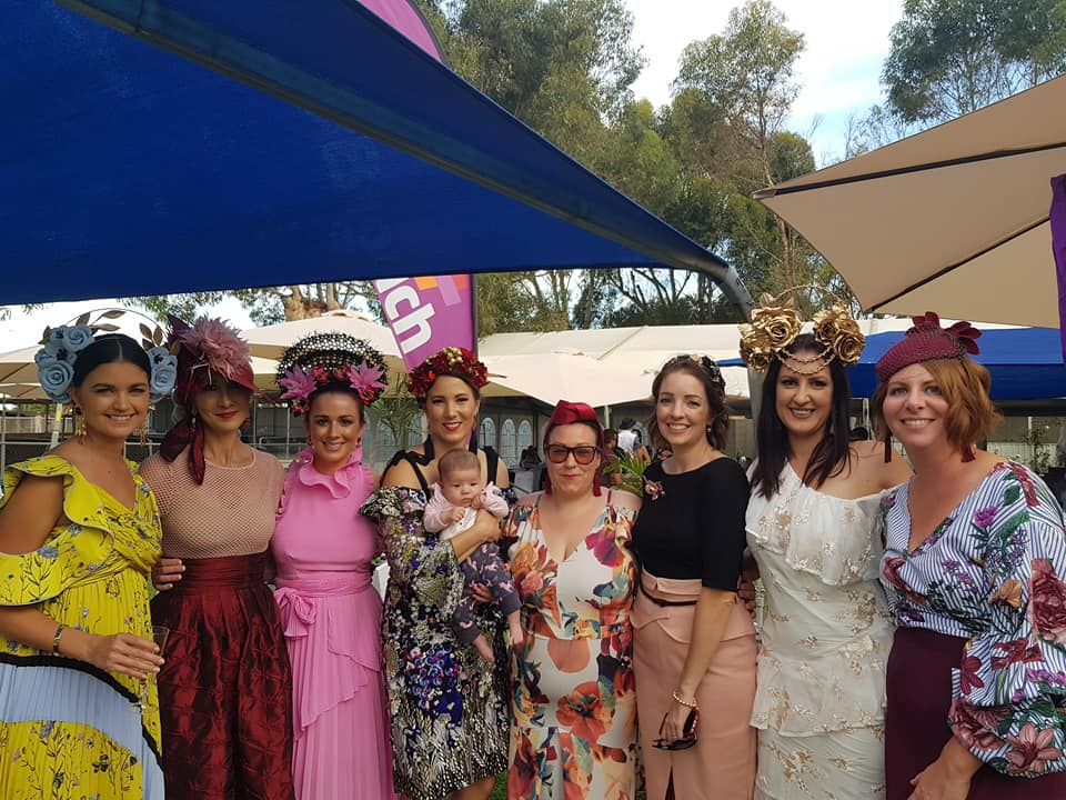 There is nothing like the friendships you make on the track!!! Here is one of the most amazing groups of women at the Geraldton race track earlier in the year.