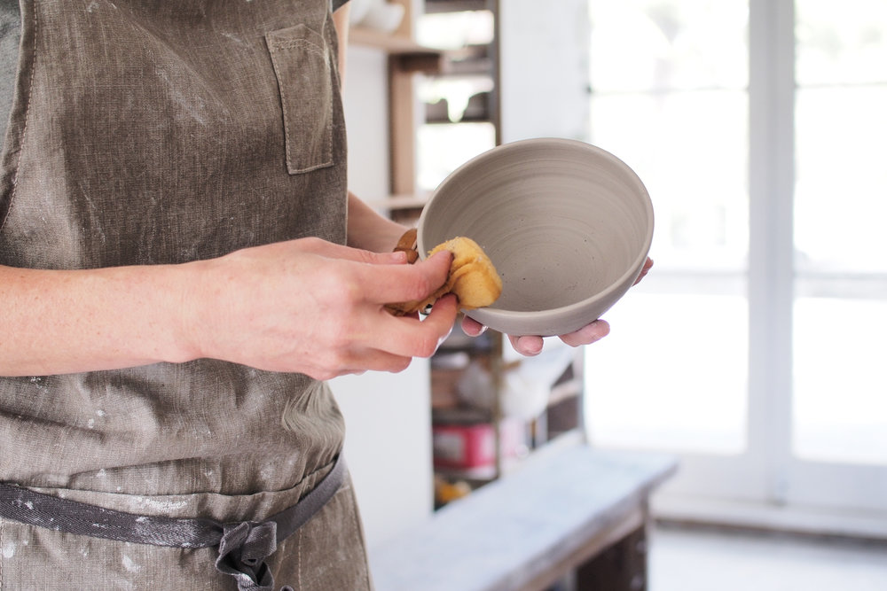 Buy handmade NZ ceramics online at Kaolin