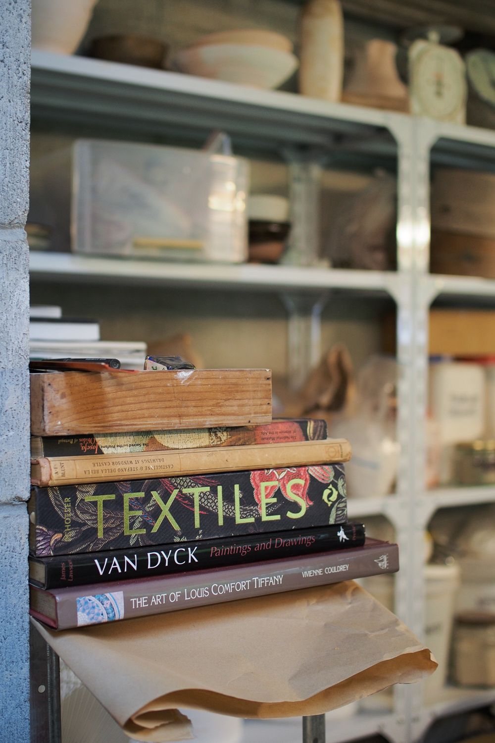 Ace Firers are NZ Potters, we visit there studio to see their ceramics that they make for Kaolin Store