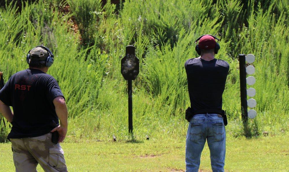 Precision Pistol Target