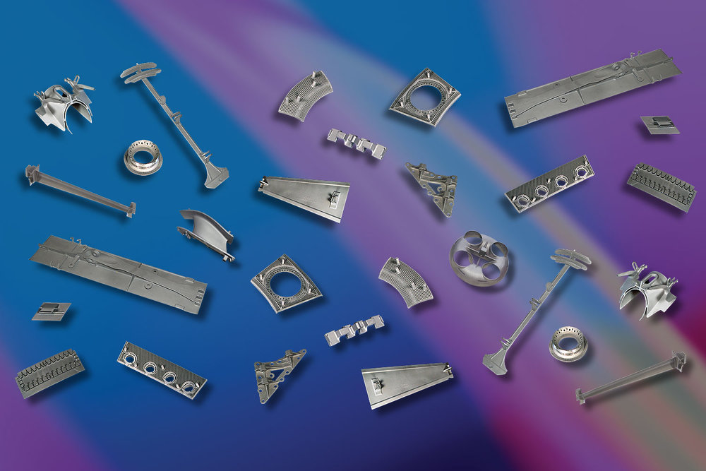 Hitchiner Manufacturing Aerospace Parts