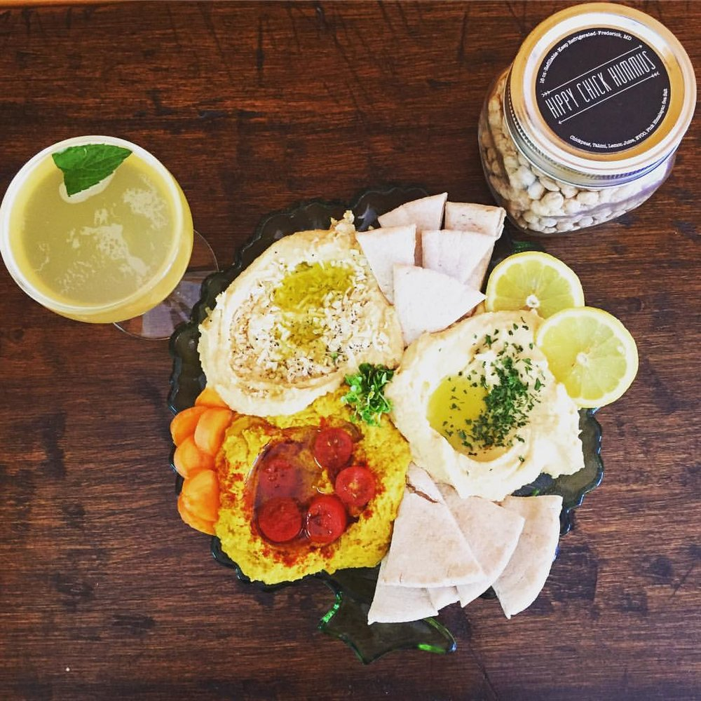 Hippy Chic Hummus Spread