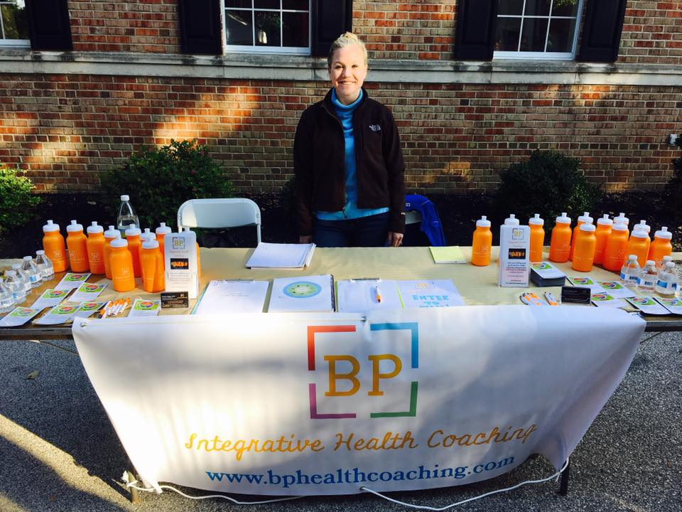 BP Health Coaching Table at an Event.jpg