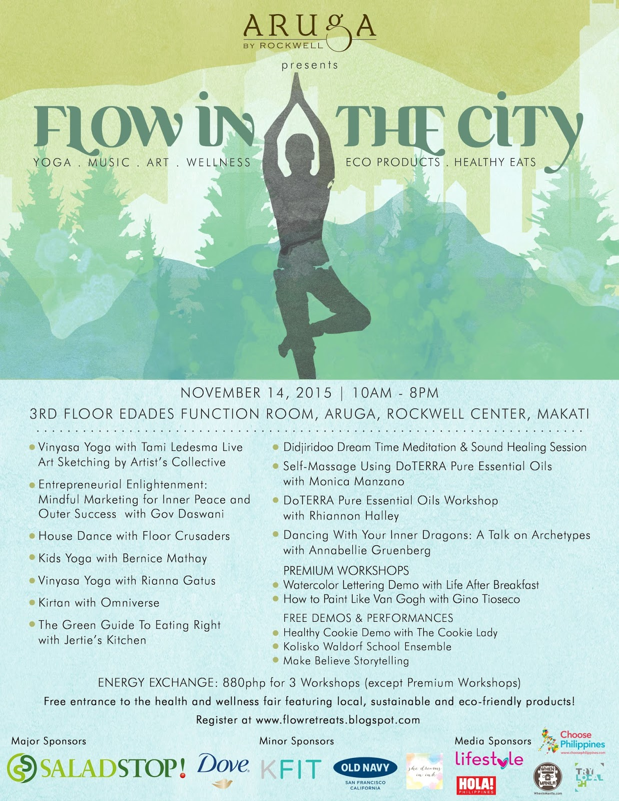 Flow In The City Nov 14