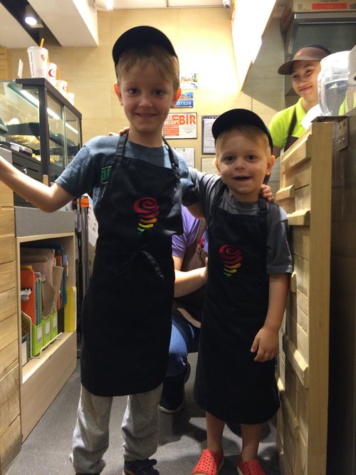 Make Your Own Smoothie At Jamba Juice A Momma Abroad