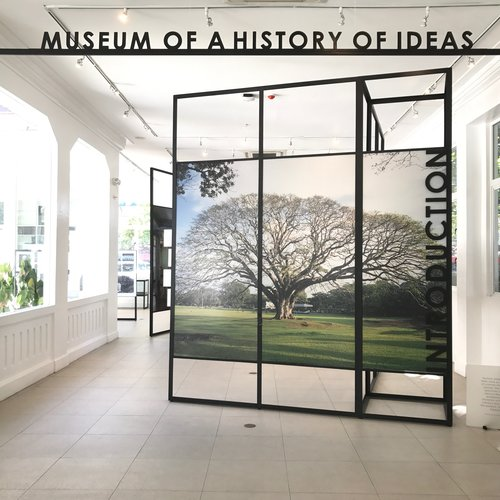Museum Of A History Of Ideas, UP Manila — A Momma Abroad