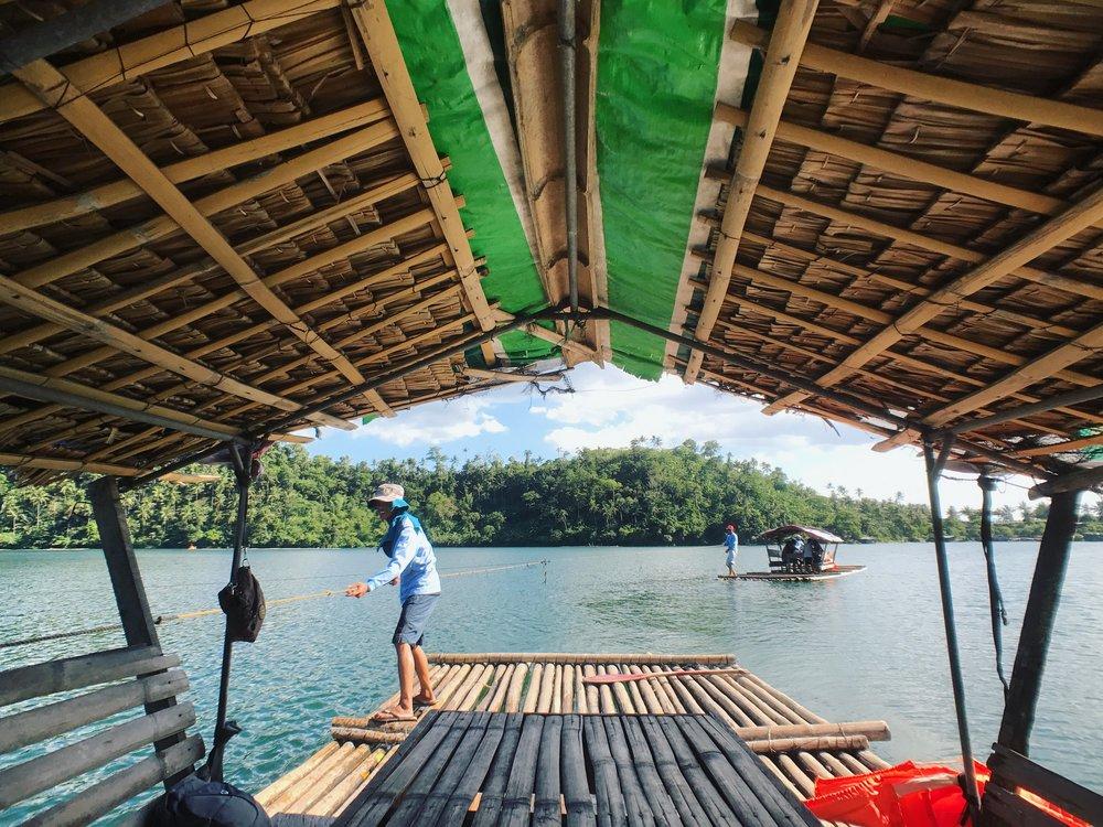 PANDIN LAKE - SAN PABLO, LAGUNA