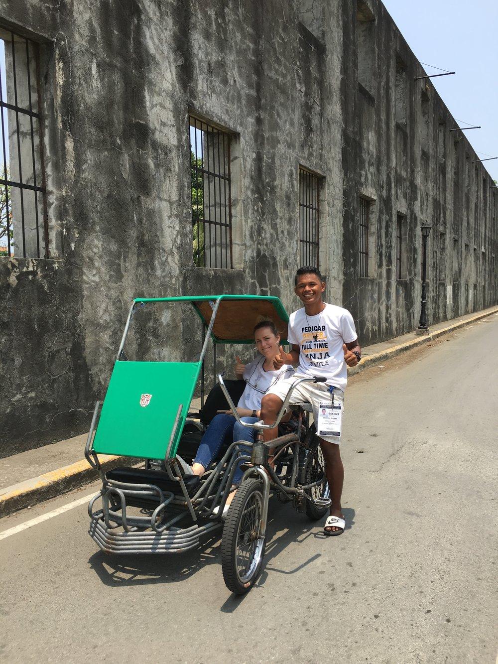 Pedi Cab