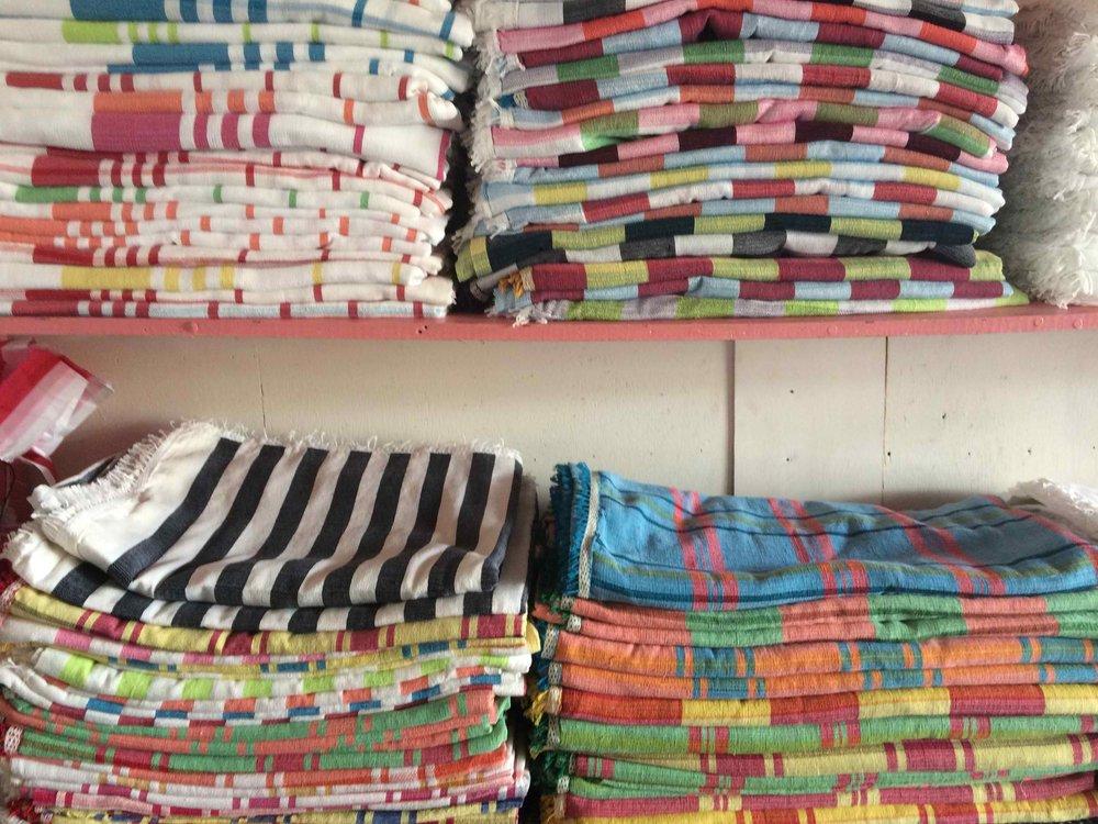 Inabel Blankets - MArket market