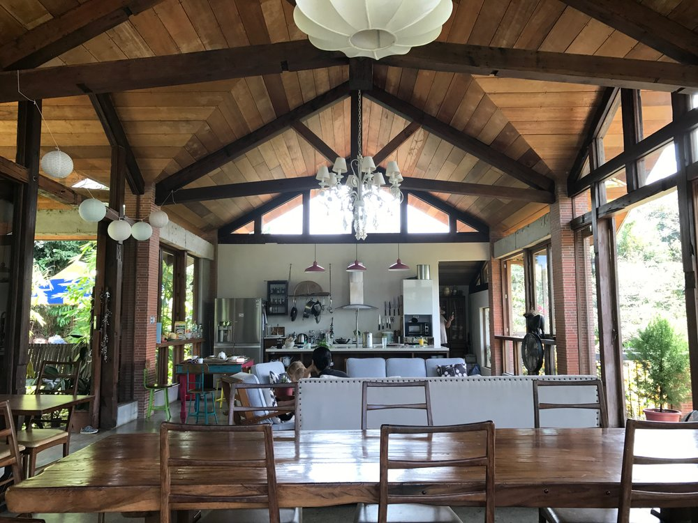 ANTIPOLO BEEHOUSE - Marie's abode continues to tempt me with the probinsya life. The first visit to her home gave me a taste of slow living, the best kind of living.