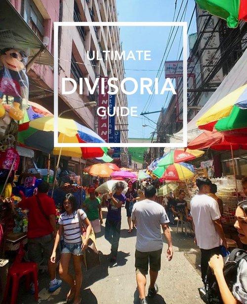 The Ultimate Guide To Divisoria