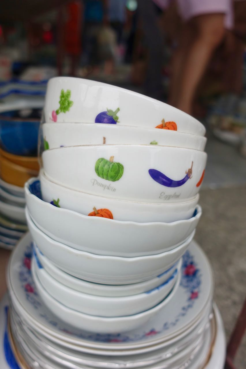 ceramic dishes l