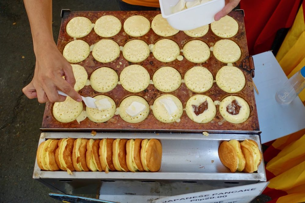 Japanese Pancakes ll