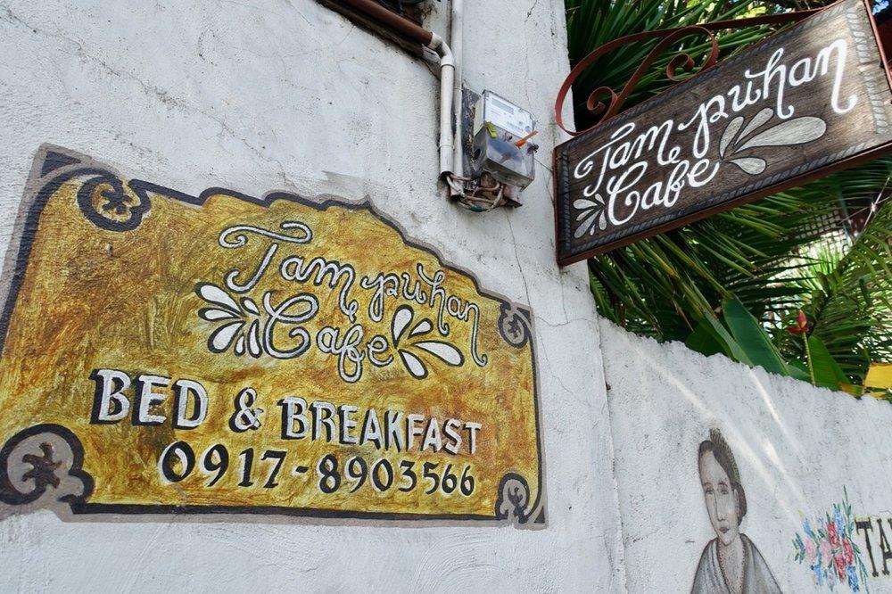 Tampuhan Cafe -