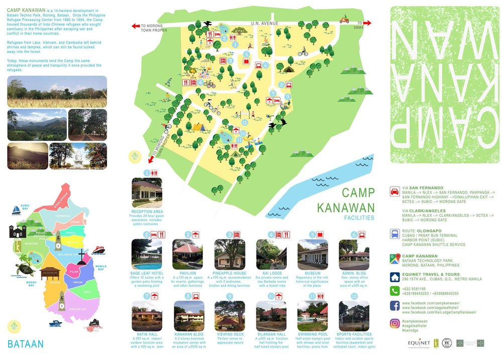 kanawan map ll