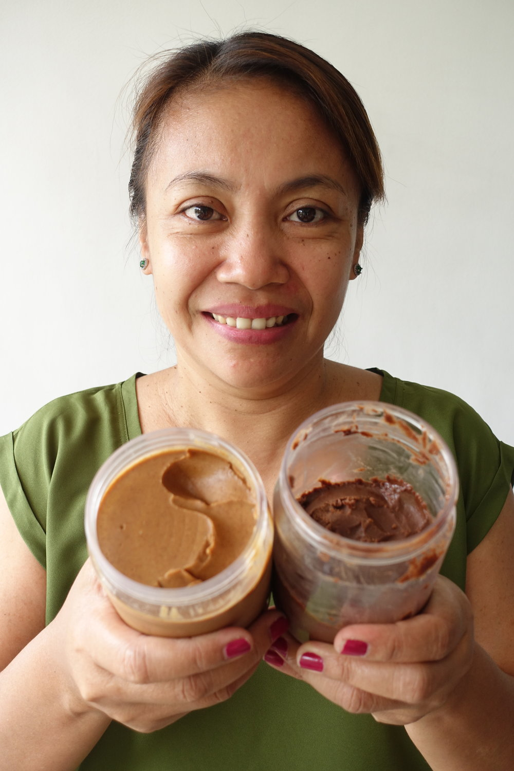 Tita Sam With Her Labor Of Love   -
