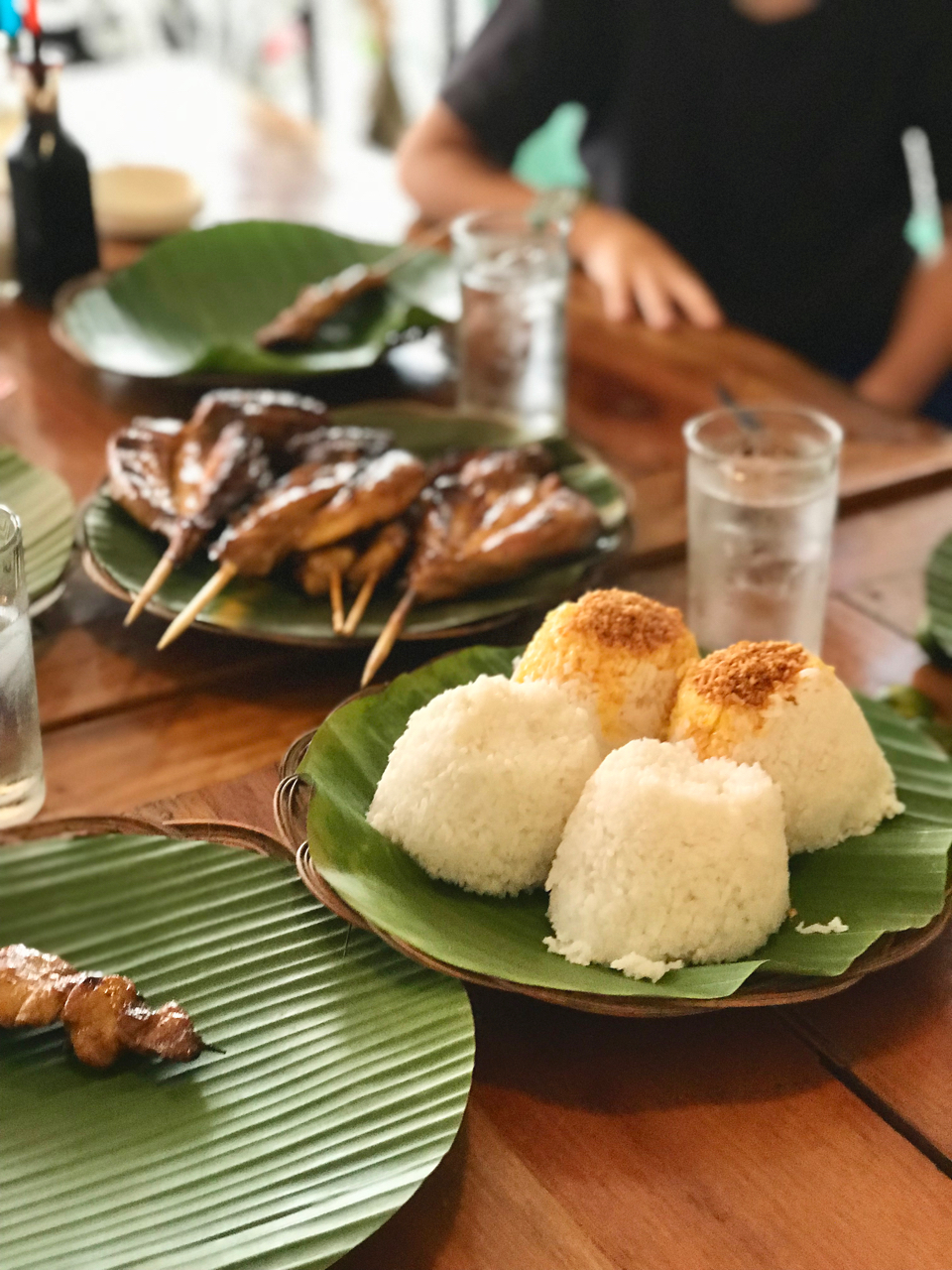 - GARLIC RICEA meal is never complete without garlic rice.
