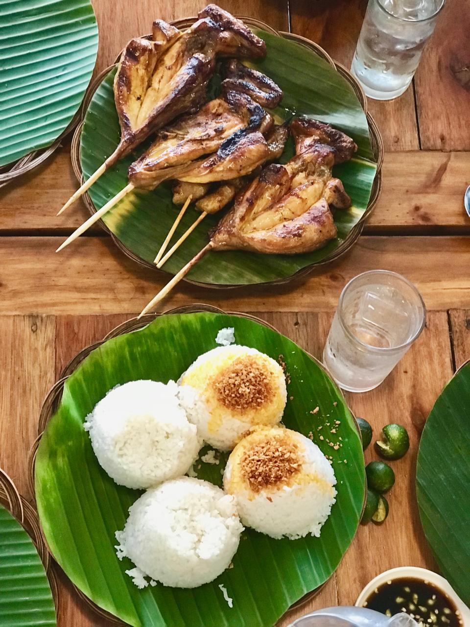 - Chicken InasalKain Na Tayo