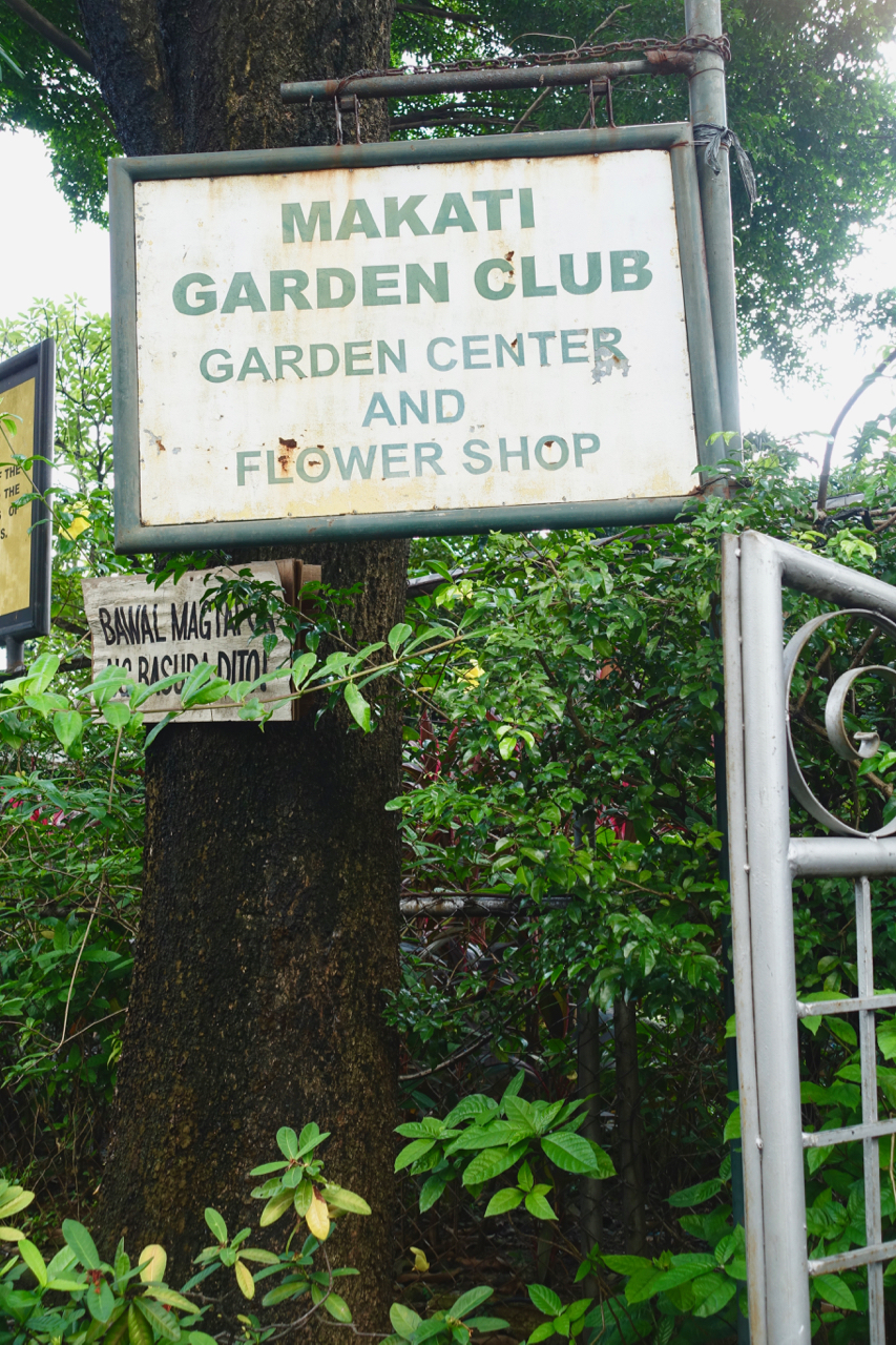 - Makati Garden Club was started in 1957 by a small group of plant lovers.