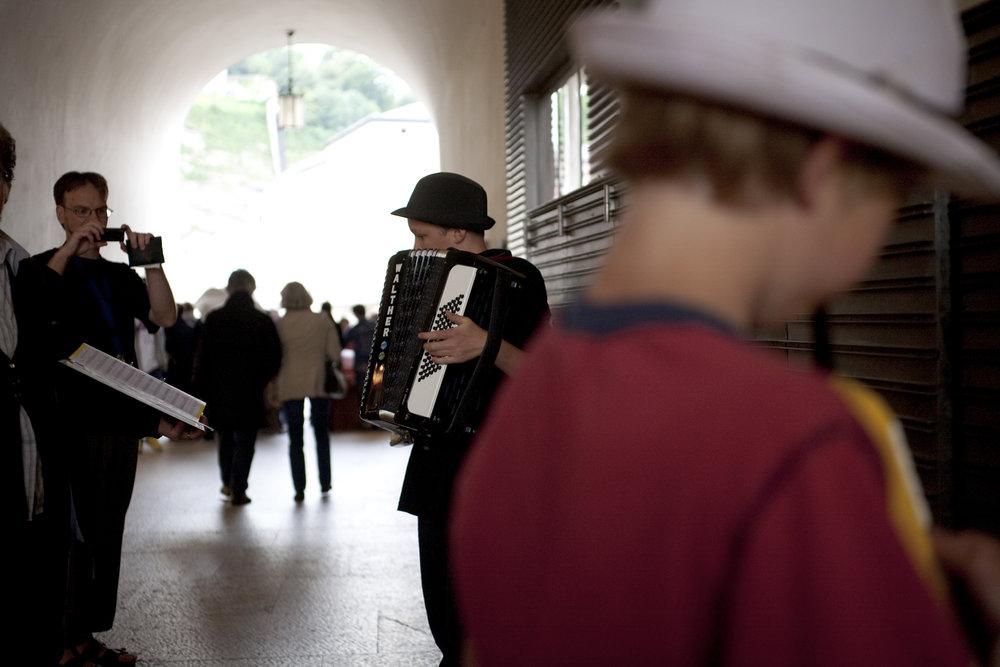 Musicircus im Ritzerbogen, © Magdalena Lepka