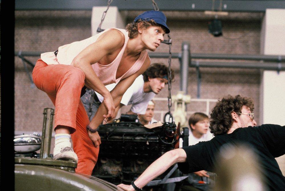 Amsterdam 1991, zomerfestijn