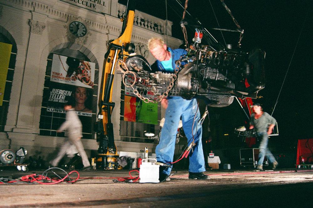 Wien 2004, ImpulsTanz