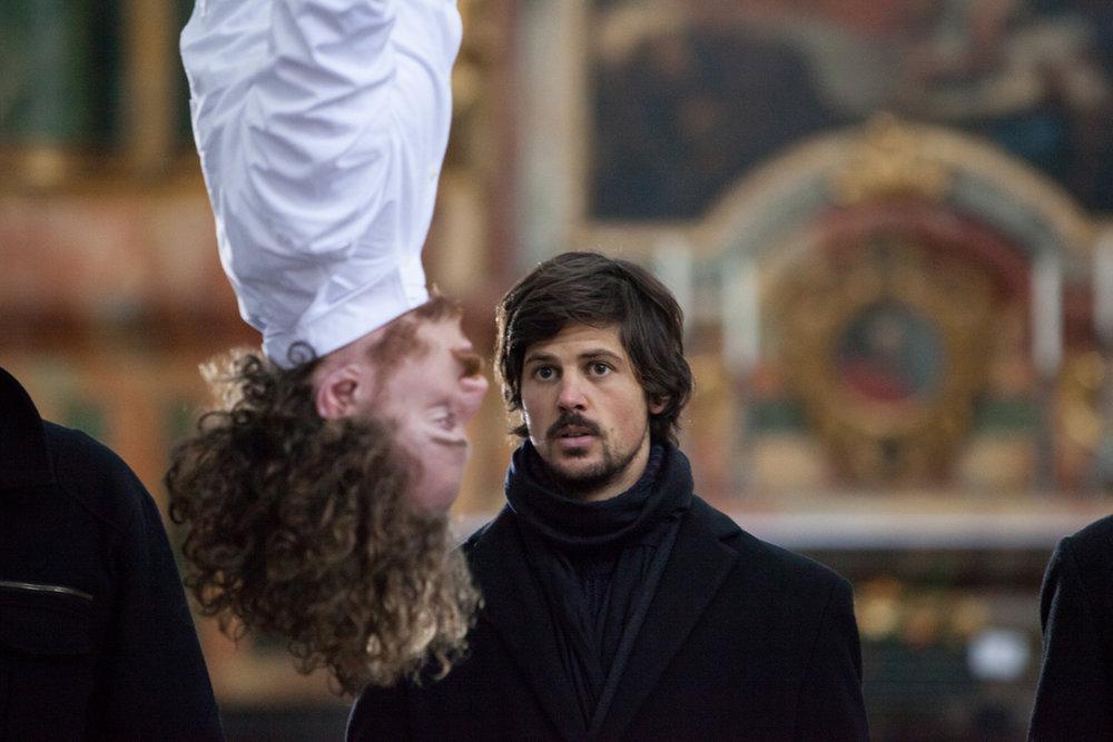 Roni Sagi and David Bader © Magdalena Lepka