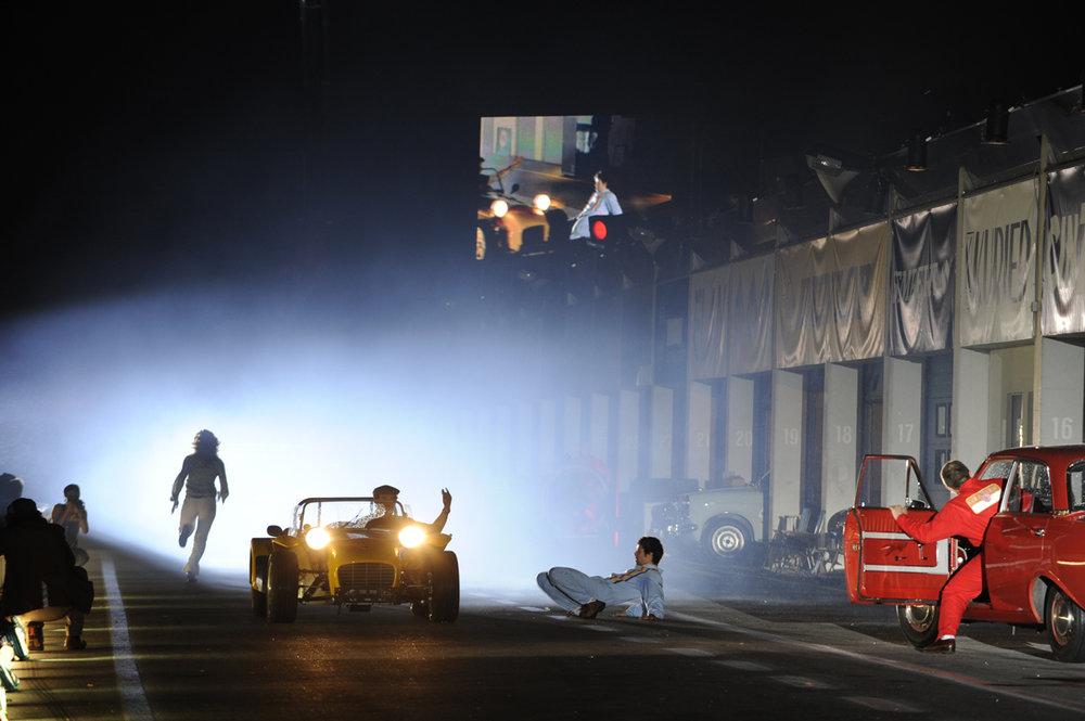 Jochen Rindt Rennfahreroper © Wolfgang Kirchner