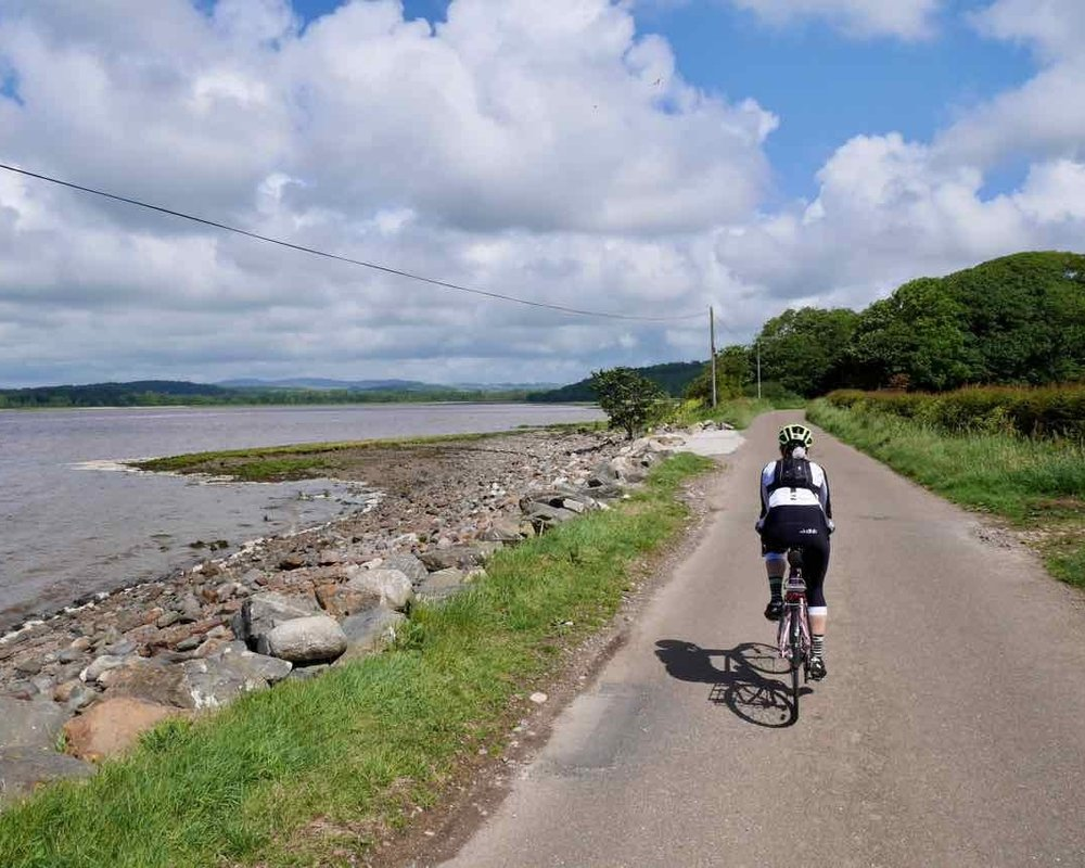 Ride the Coast -