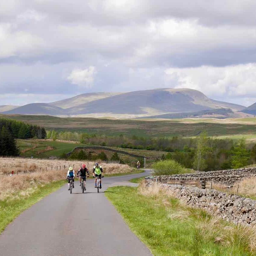 Die Galloway Highlands Tour -